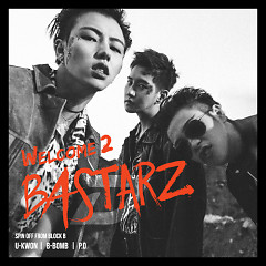 WELCOME 2 BASTARZ (Mini Album)