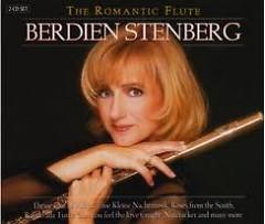 The Romantic Flute CD2 - Berdien Stenberg