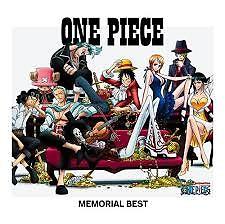 One Piece Memorial Best CD1 - Various Artists