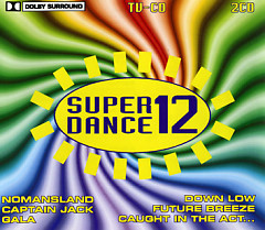 Super Dance (Plus) 12 CD1