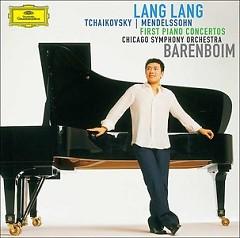 Tschaikowsky, Klavierkonzert Nr. 1 op. 23 / Mendelssohn, Klavierkonzert Nr. 1 op. 25