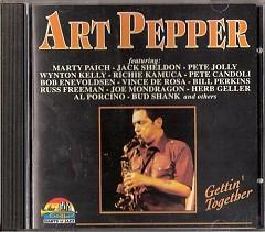 Gettin' Together! 1960 - Art Pepper