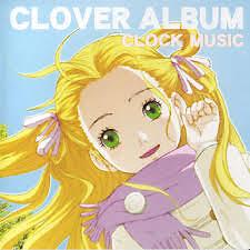 CLOVER ALBUM - CLOCK MUSIC