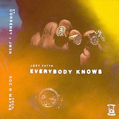 Everybody Knows (Single) - Joey Fatts, Curren$y, JMSN