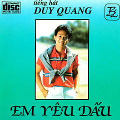 Em Yêu Dấu  - Duy Quang