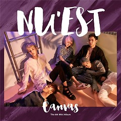 CANVAS (The 5th Mini Album) - NU'EST