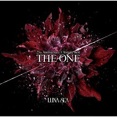 LUNA SEA 25th Anniversary Ultimate Best THE ONE CD1 - LUNA SEA