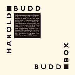 Budd Box (CD4) - Harold Budd