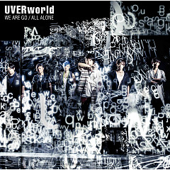 WE ARE GO / ALL ALONE - Uverworld