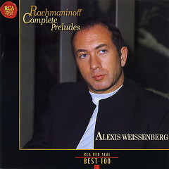 Rachmaninoff Complete Preludes No.2