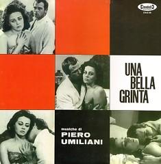 Una Bella Grinta OST  - Piero Umiliani