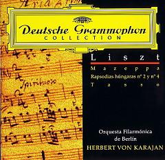 Franz Liszt Orchestral Works CD 2