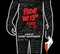 Friday The 13th I-VI OST (CD2) - Harry Manfredini