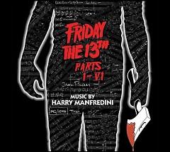 Friday The 13th I-VI OST (CD3)(Pt.1) - Harry Manfredini