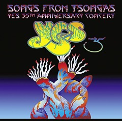Songs From Tsongas Yes 35th Anniversary Concert (CD1) - Yes