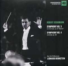 Robert Schumann – Symphonies No 3 & 4