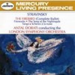 The Collector's Edition CD 48 Dorati Stravinsky: The Firebird CD 2