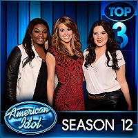 American Idol - Top 3 Season 12 - Single