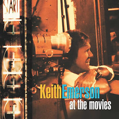 At The Movies (CD4) - Keith Emerson