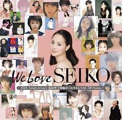 35th Anniversary Matsuda Seiko Kyukyoku All Time Best 50 Songs - CD2 - Matsuda Seiko