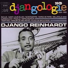 Djangologie 1928-1950 (CD10)