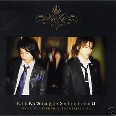 Kinki Single Selection II 2004 Disc 2
