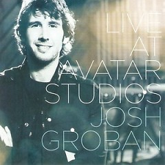 Live at Avatar Studios (EP) - Josh Groban