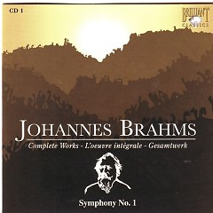 Johannes Brahms Edition: Complete Works (CD1)