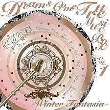 DREAMS COME TRUE Music Box Vol.1 -Winter Fantasia-