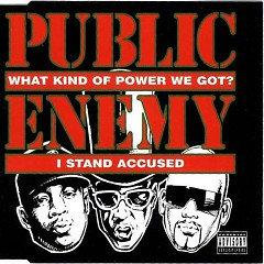 What Kind Of Power We Got - I Stand Accused (Single)