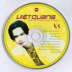 Vẫn Mãi Yêu Em Vol. 3 - Việt Quang