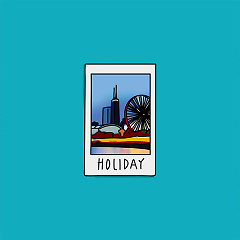 Holiday (Single) - James The Mormon, Taylor Bennett