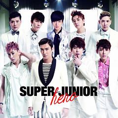 Hero (Japanese) (CD2) - Super Junior