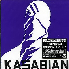 L.S.F (Japan Edition) - Kasabian