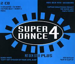Super Dance (Plus) 4 CD1