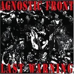 Last Warning (CD2)