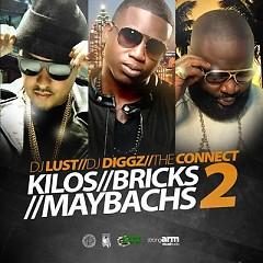 Kilos, Bricks & Maybachs 2 (CD2)