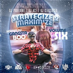 Stategize 2 Maximize 6 (CD2)