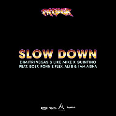 Slow Down (Single) - Dimitri Vegas, Like Mike, Quintino