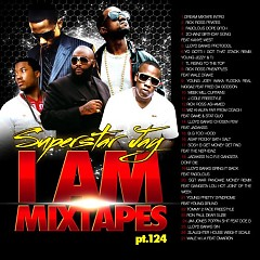 I Am Mixtapes 124 (CD1)