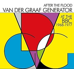 After The Flood – At The BBC 1968-1977 (CD1) - Van der Graaf Generator