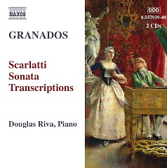 Enrique Granados - Complete Piano Music Vol. 9 No.2 - Douglas Riva