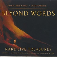 Beyond Words. Rare Live Treasures - David Helpling