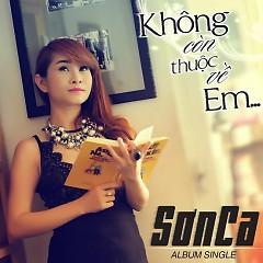 Album Không Còn Thuộc Về Em - Sơn Ca