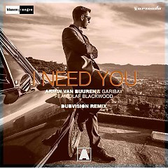 I Need You (DubVision Remix) (Single) - Armin van Buuren, Garibay, Olaf Blackwood