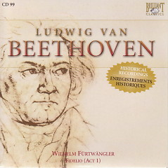 Complete Works CD 099  Fidelio (Act 1)  W. Furtwagler