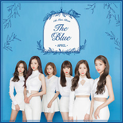 The Blue (5th Mini Album) - APRIL
