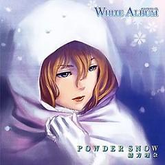 WHITE ALBUM Character Song Ogata Rina ~Powder Snow~