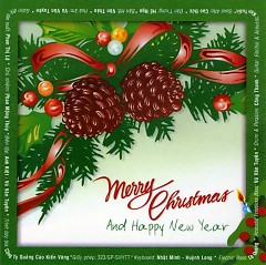Merry Christmas & Happy New Year - Various Artists