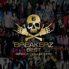 BreakerZ Best -Single Collection- (CD2)